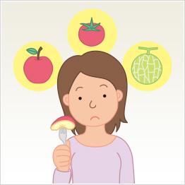 アレルギー 果物